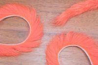 "1/8"" Rabbit Zonker Strips Flo Krill"