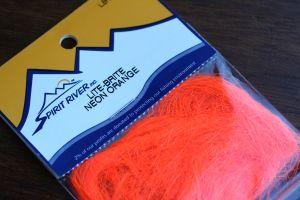 Lite-Brite Neon Orange