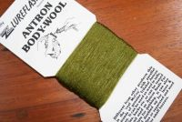 Lureflash Antron Body Wool Medium Olive