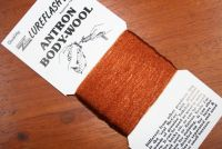 Lureflash Antron Body Wool Light Brown