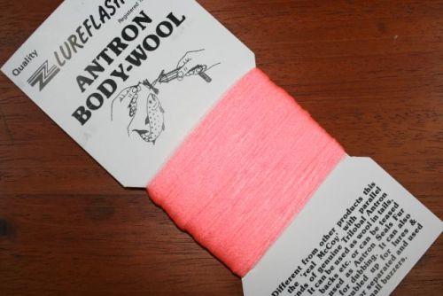 Lureflash Antron Body Wool Peach