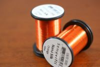 Nano Silk 18/0 30 Denier Orange