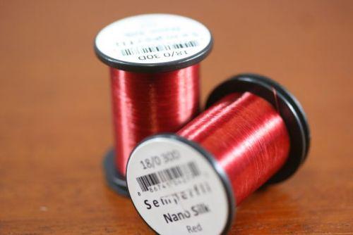 Nano Silk 18/0 30 Denier Red