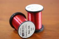 Nano Silk 12/0 50 Denier Red