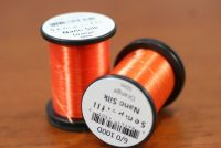 Nano Silk 6/0 100 Denier Orange
