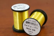 Nano Silk 6/0 100 Denier Yellow