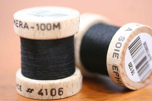 Ephemera Silk 4106 Black