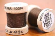 Ephemera Silk 4124 Brown