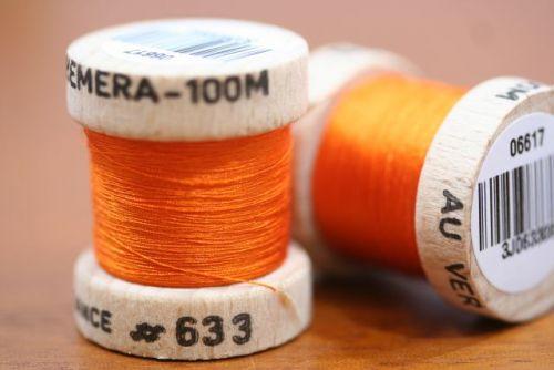 Ephemera Silk 633 Burnt Orange
