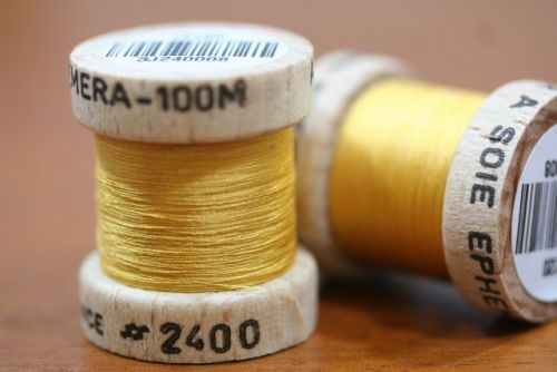 Ephemera Silk 2400 Golden Olive