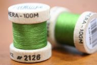 Ephemera Silk 2126 Green