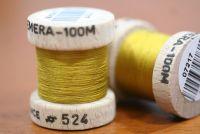 Ephemera Silk 524 Light Olive