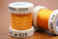 Ephemera Silk 625 Orange