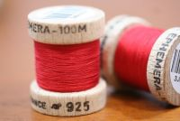 Ephemera Silk 925 Red