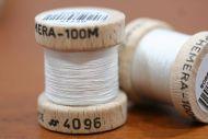 Ephemera Silk 4096 White