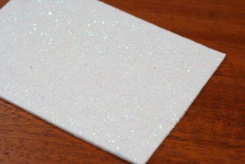 Glitter Thin Foam Pearl