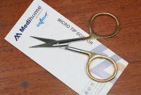 "Medihome 4"" Micro Tip Scissors"