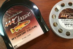Cortland 444 Classic Clear Camo Intermediate