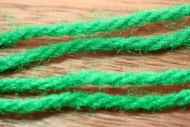 Aunt Lydias Sparkle Yarn Dark Green