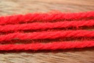 Aunt Lydias Sparkle Yarn Red