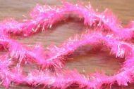 Turbo Translucent Chenille Flo. Pink