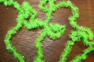 Cactus Chenille Medium Chartreuse