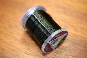 UTC Wire Medium Black