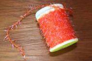 UV Straggle Cactus Chenille Extra Fine Orange