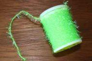 UV Straggle Cactus Chenille Extra Fine Chartreuse