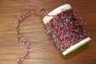 UV Straggle Cactus Chenille Extra Fine Brown