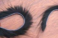 Beaver Zonker Strips Black
