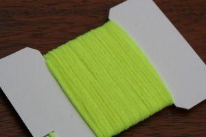 Standard Ultra Chenille Flo Yellow