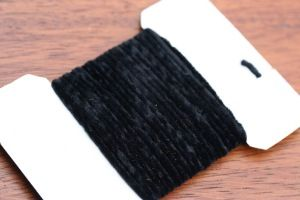 Standard Ultra Chenille Black