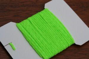 Standard Ultra Chenille Flo Chartreuse