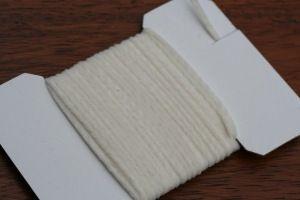 Standard Ultra Chenille White