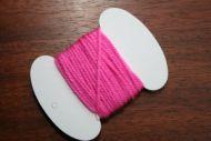Lathkill Acrylic Wool Hot Pink