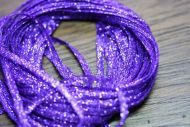 Hareline Mini Flat Fly Braid Purple