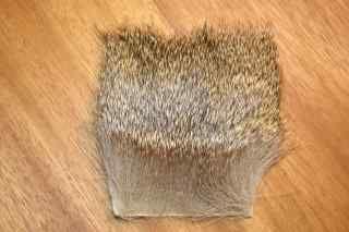 Muddler Hair