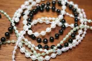 Plastic Bead Chain Eyes