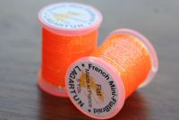 Lagartun Mini Flat Braid Flo Orange
