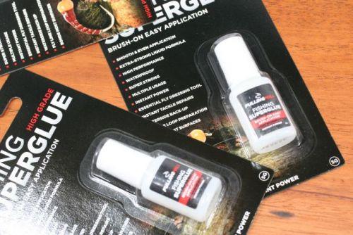 World Class Fishing Super Glue
