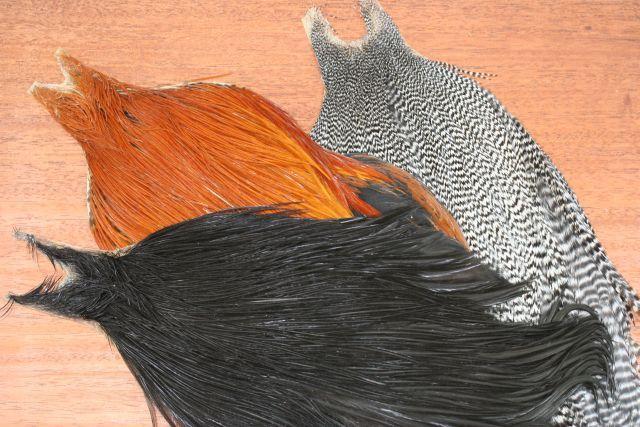Metz Grade 2 Cock Capes