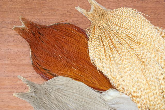 Metz Grade 3 Cock Capes