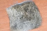 Wild Rabbit Skin Patch