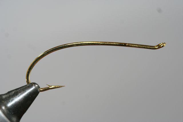 Daiichi 2055 Gold Salmon Hooks