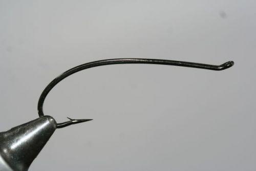 Daiichi 2051 Black Salmon Hook  Size 5