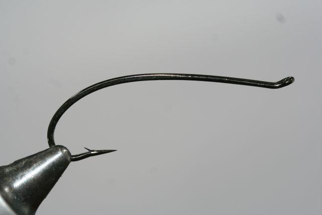 Daiichi 2051 Black Salmon Hooks