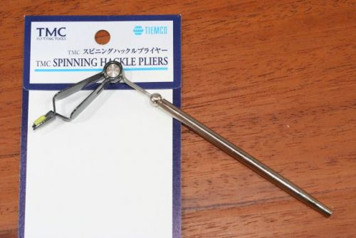 Tiemco Spinning Hackle Pliers