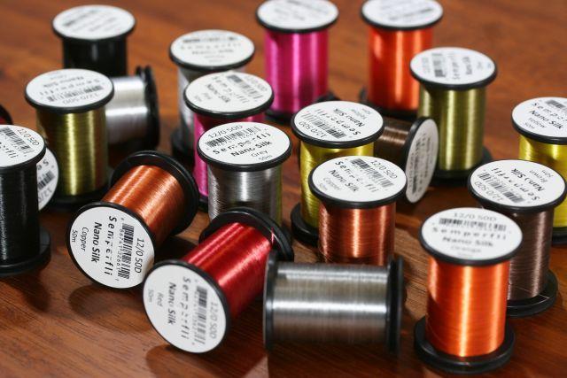 Semperfli Nano Silk 18/0 30 Denier