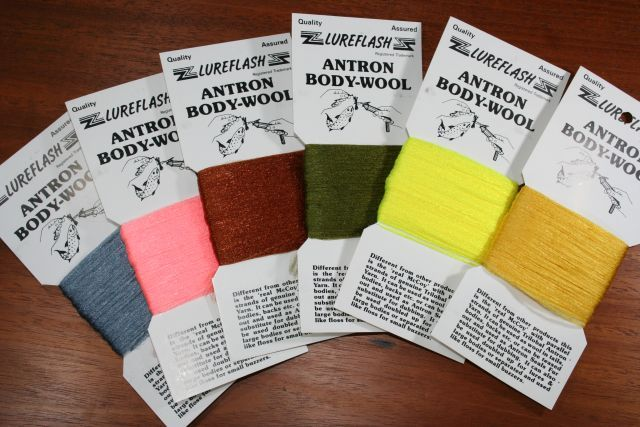 Lureflash Antron Body Wool